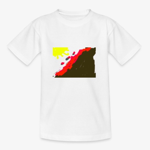 flowers - Børne-T-shirt