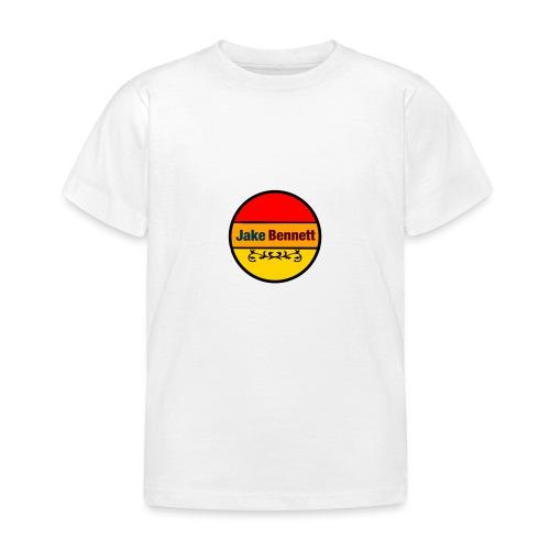 Jake Bennett Original Logo Merch - Kids' T-Shirt