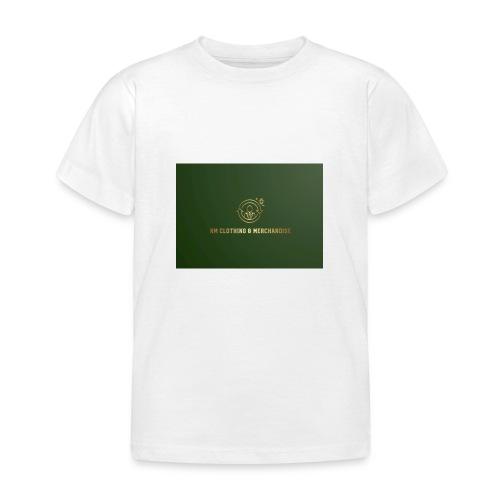 NM Clothing & Merchandise - Børne-T-shirt