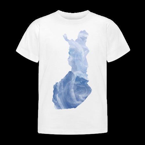 Suomi Finland - Lasten t-paita