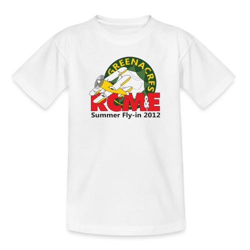 RCME Greenacres 2012 Fly In - Kids' T-Shirt