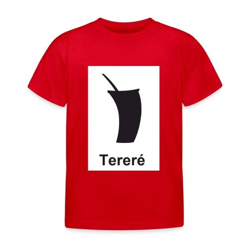 terere paraguayo - Camiseta niño
