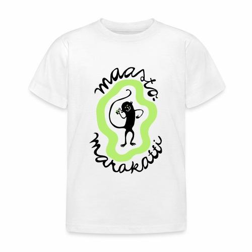 Maastomarakatti - Lasten t-paita