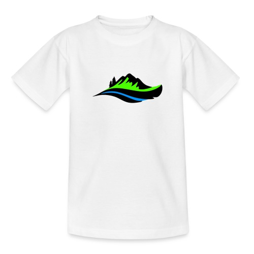 Modern Hoodie Unisex - T-shirt barn