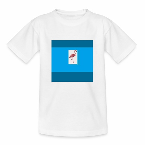 Flamingoscotteri - Maglietta per bambini