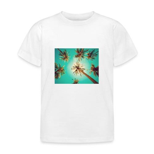 palm pinterest jpg - Kids' T-Shirt