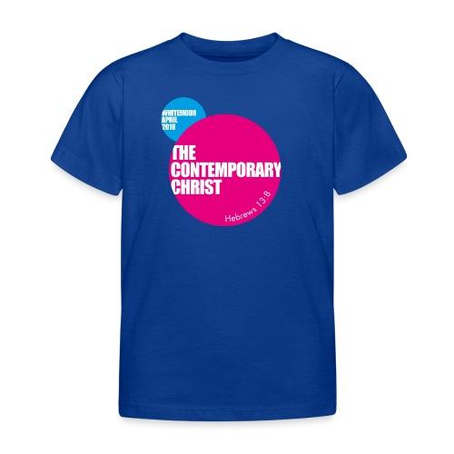 TCC round logos-5 - Kids' T-Shirt