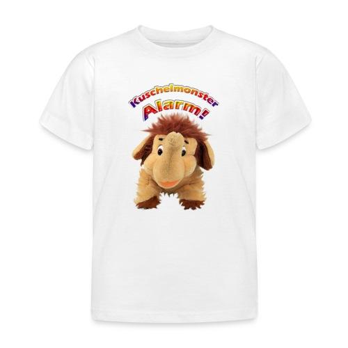 Kuschelmonster Alarm! - Kinder T-Shirt