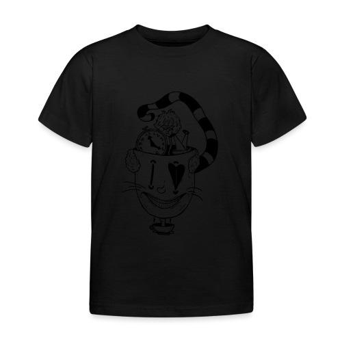 alice in wonderland - Maglietta per bambini
