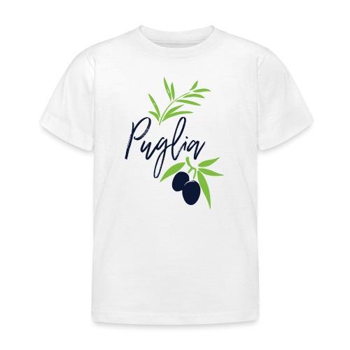 Puglia - Maglietta per bambini