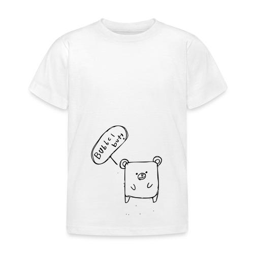 Bubbel But! - T-shirt barn