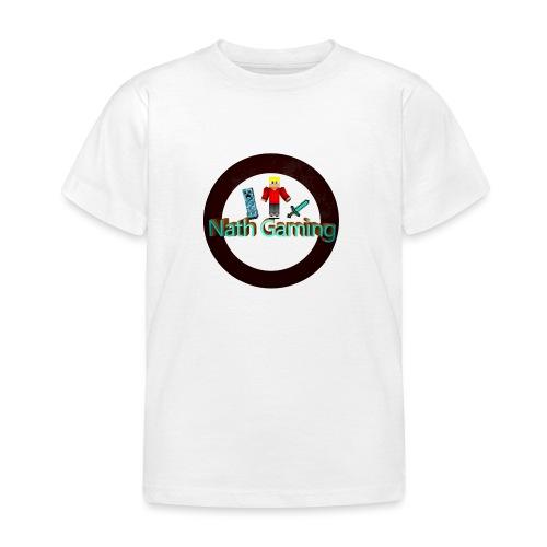 Nath gaming T-SHIRT - Kids' T-Shirt