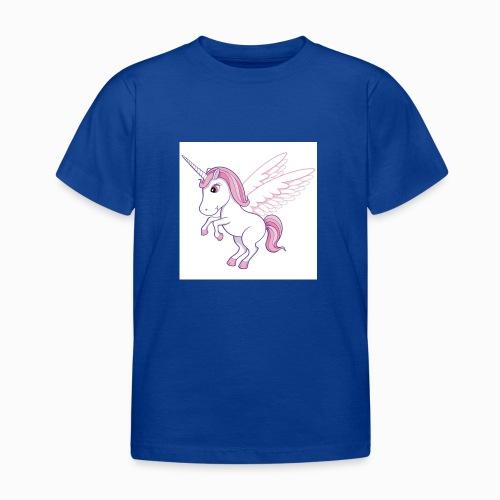 Petite licorne rose super mignonne!! - T-shirt Enfant