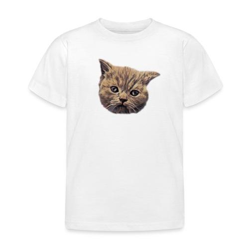 Chat - T-shirt Enfant