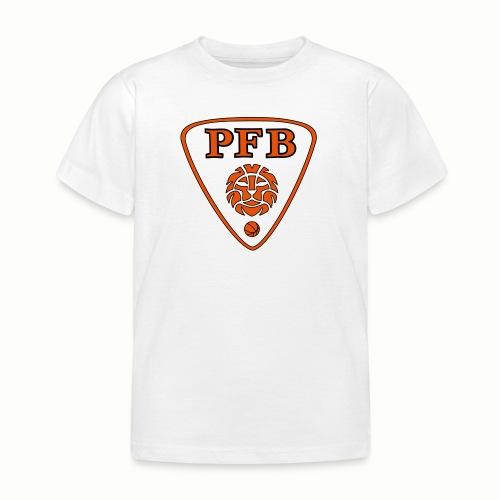 NEW LOGO PFB Couleur - T-shirt Enfant