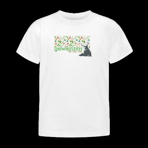 geweihbär ART - Kinder T-Shirt