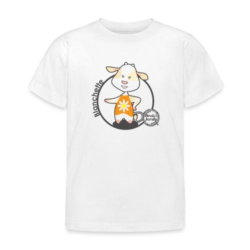 FF BLANCHETTE 01 - Kinder T-Shirt