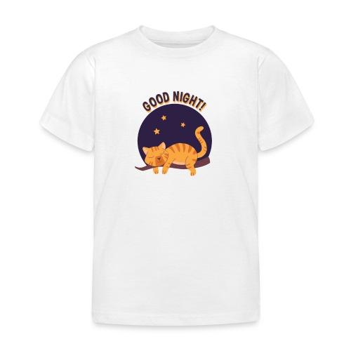 good night - T-shirt Enfant