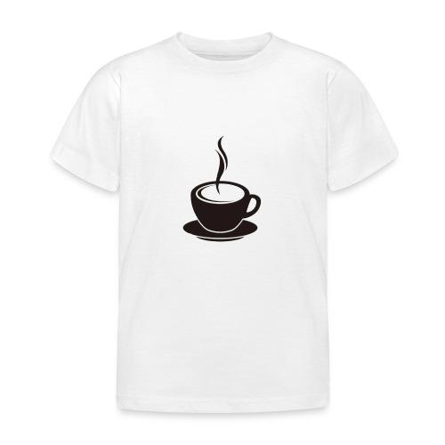 Taza de Café (coffee) - Camiseta niño