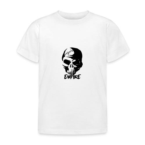 Empire Tête de Mort - T-shirt Enfant