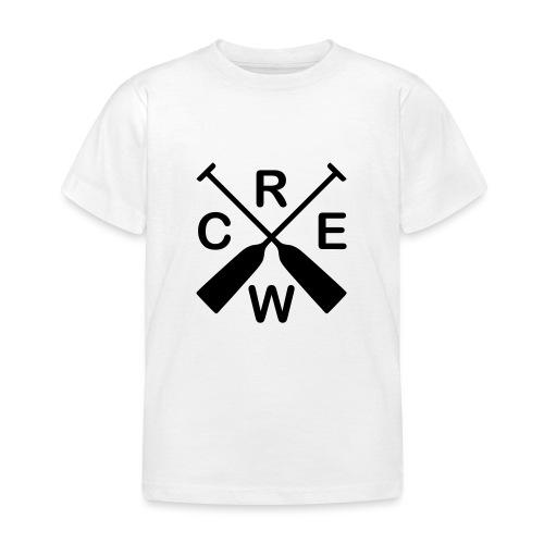 Drachenboot Crew - Kinder T-Shirt