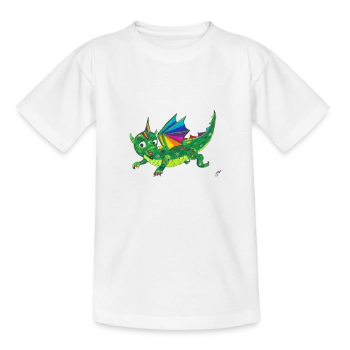 happy dragon - Kinder T-Shirt
