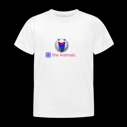 Safe the Animals Kollektion - Kids' T-Shirt
