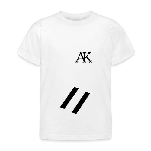 design tee - Kinderen T-shirt