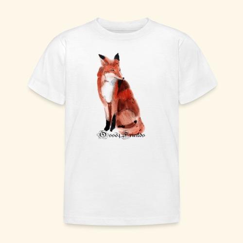 FOX - Maglietta per bambini
