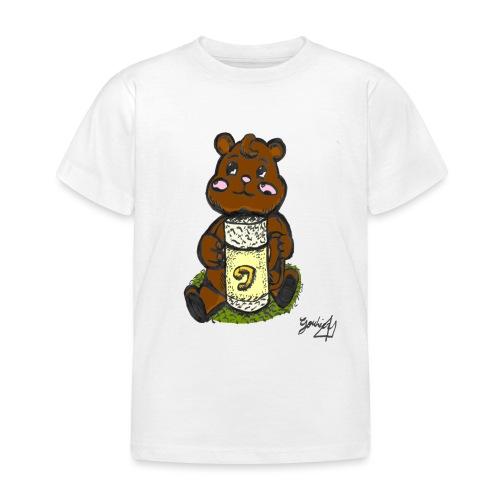 Ours Simple - T-shirt Enfant