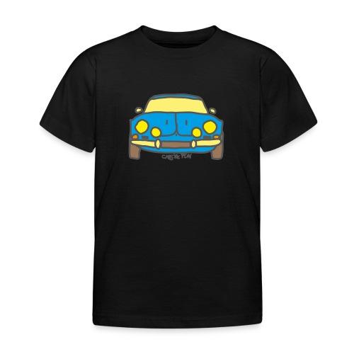 Voiture ancienne mythique française - T-shirt Enfant