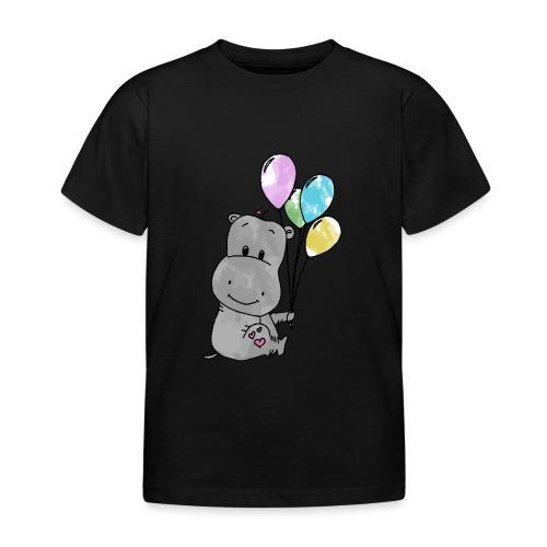 Hippo - Kinder T-Shirt