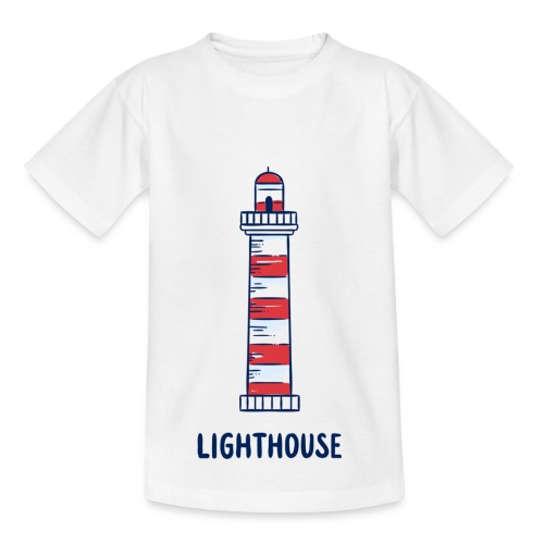 Lighthouse - Kinder T-Shirt