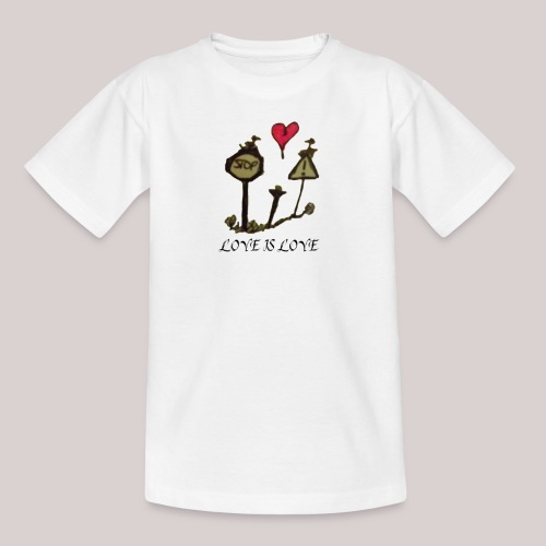 Love is Love - Kids' T-Shirt