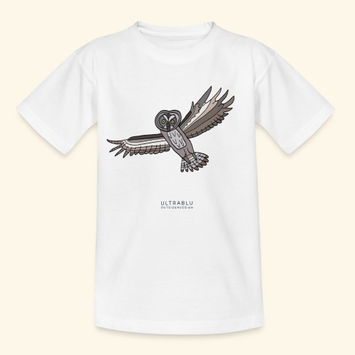 The Lapland owl - Kids' T-Shirt