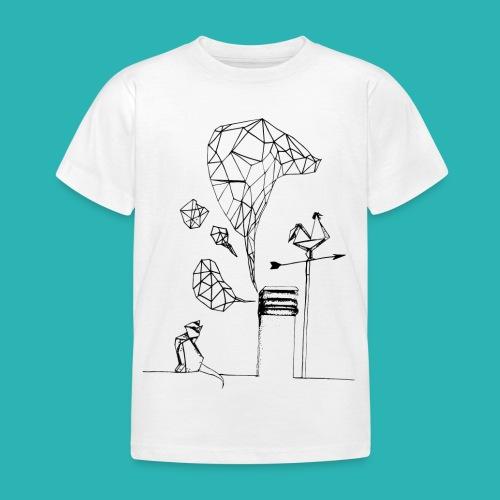 Carta_gatta-png - Maglietta per bambini