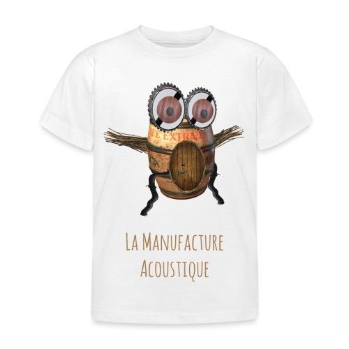 la manufacture acoustique - T-shirt Enfant