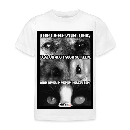 spruch jpg - Kinder T-Shirt