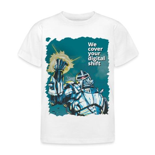 Robot Design - Kids - Kids' T-Shirt