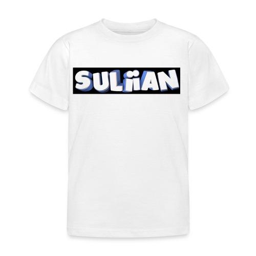 Suliian -Schrift 1 - Kinder T-Shirt