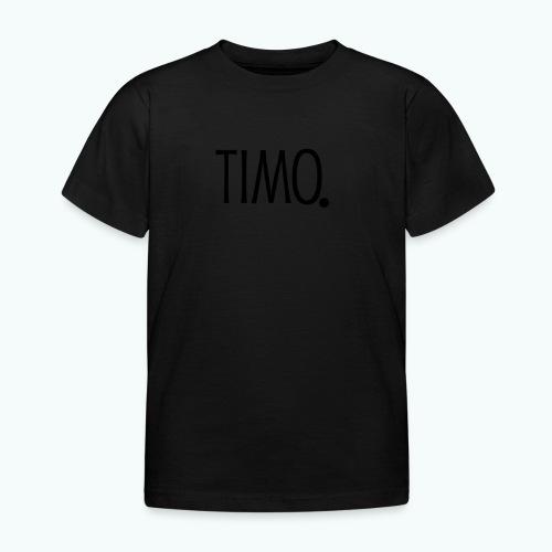 Ontwerp zonder achtergrond - Kinderen T-shirt