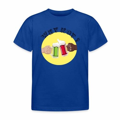 WHY NOT ? (WN) - T-shirt Enfant