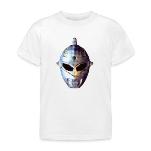Tokusatsu quadri - Kids' T-Shirt