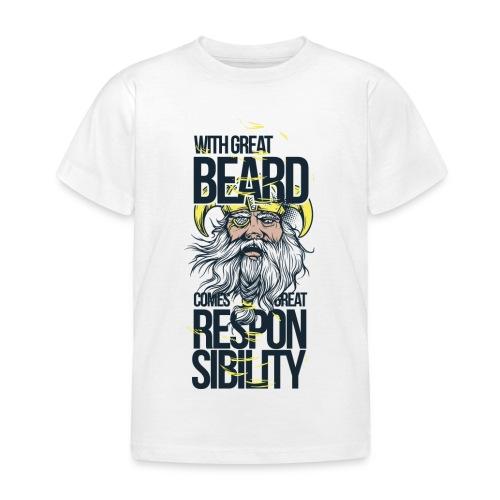 Beard - T-shirt barn