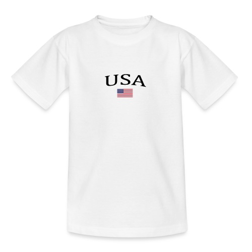 USA, America, Usamade, Trinidad, Laconte, American - Kids' T-Shirt