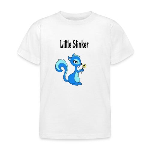 Schattige eekhoorn voor jongens - Kinderen T-shirt