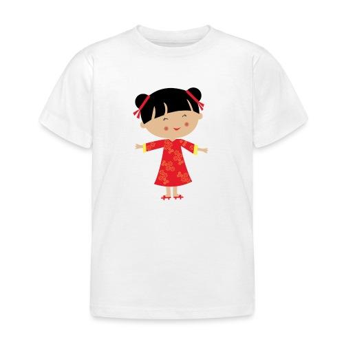 Happy Meitlis - China - Kinder T-Shirt