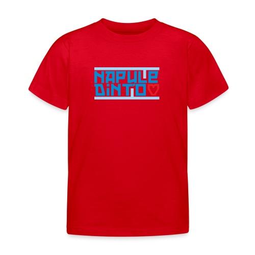 Napule dint'o Core - Maglietta per bambini