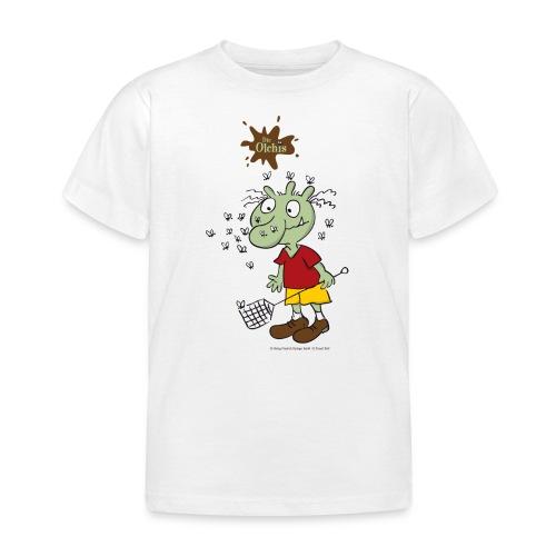 Oetinger Die Olchis und Fliegen - Kinder T-Shirt