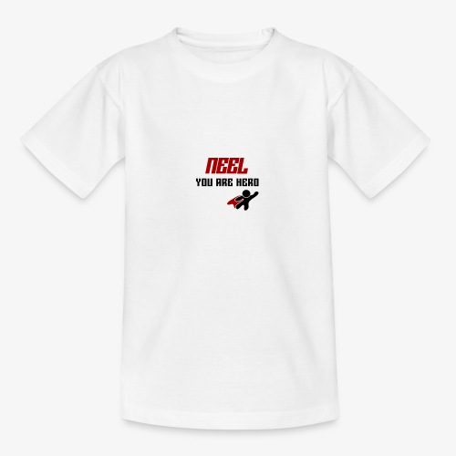 NEEL You Are Hero - Koszulka dziecięca